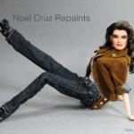 Brooke Shields by Noel Cruz.  http://ncruz.com & http://regentminiatures.com